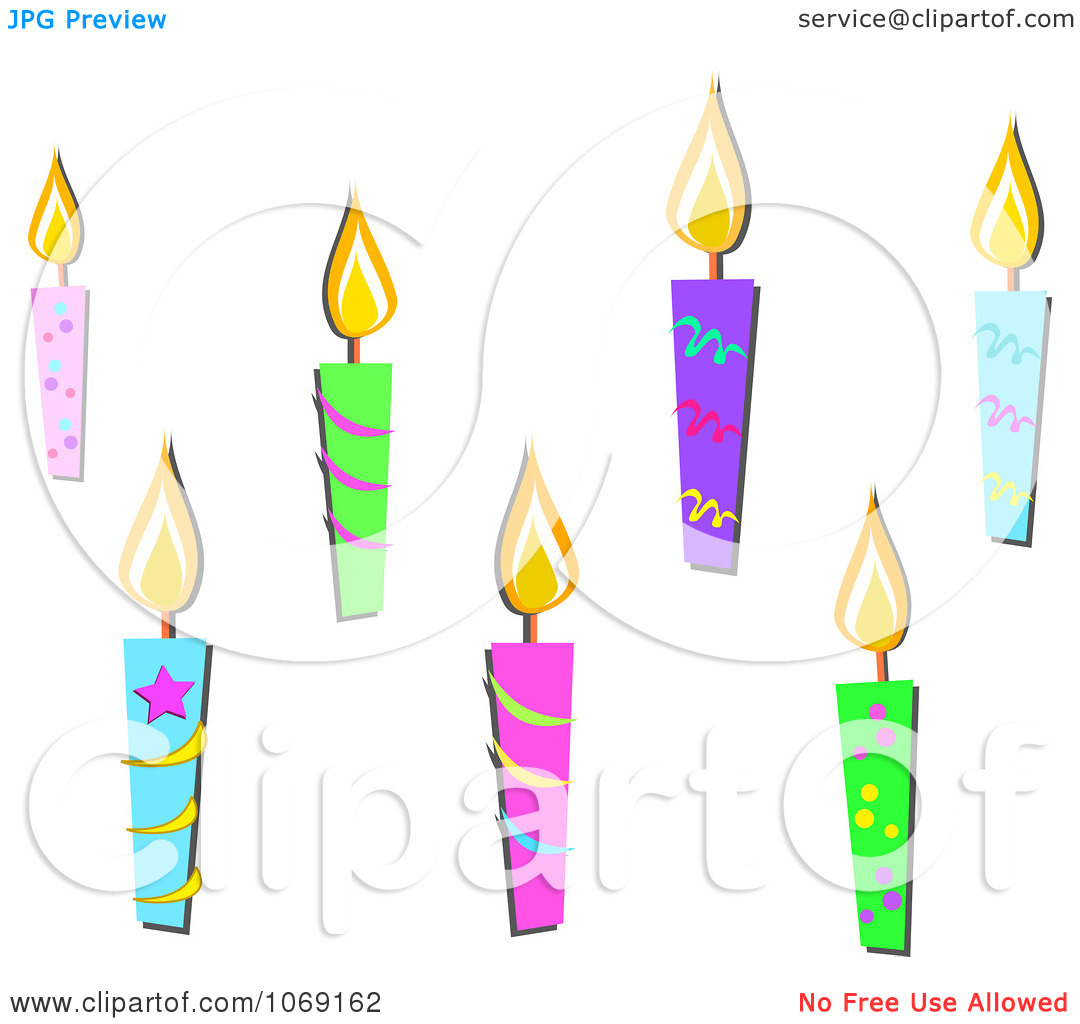 Birthday Candle Clipart Posted On Saturday March 29th 2014 At 6 24