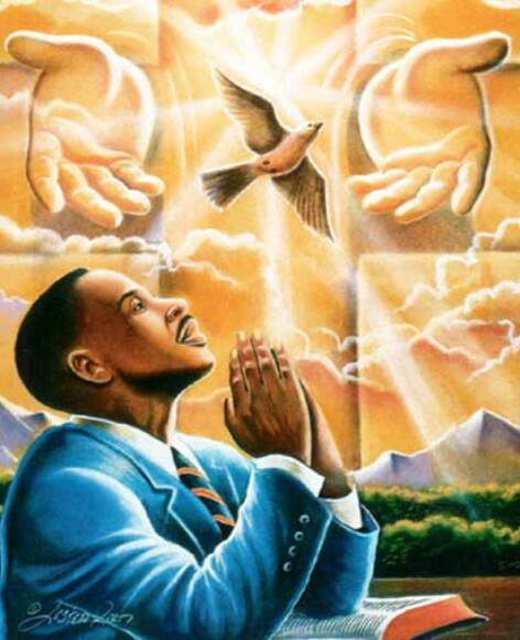 Black African American Religious Art