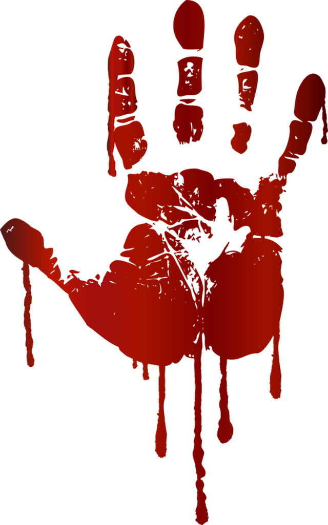 Handprint Clipart - Clipart Kid