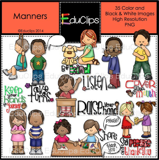 essay good manners children
