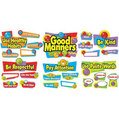 Manners Clipart Manners