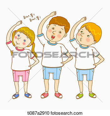 Physical Education Clip Art Fotosearch   Search Clipart