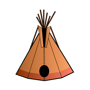 Teepee Clipart Cliparts Of Teepee Free Download  Wmf Eps Emf Svg
