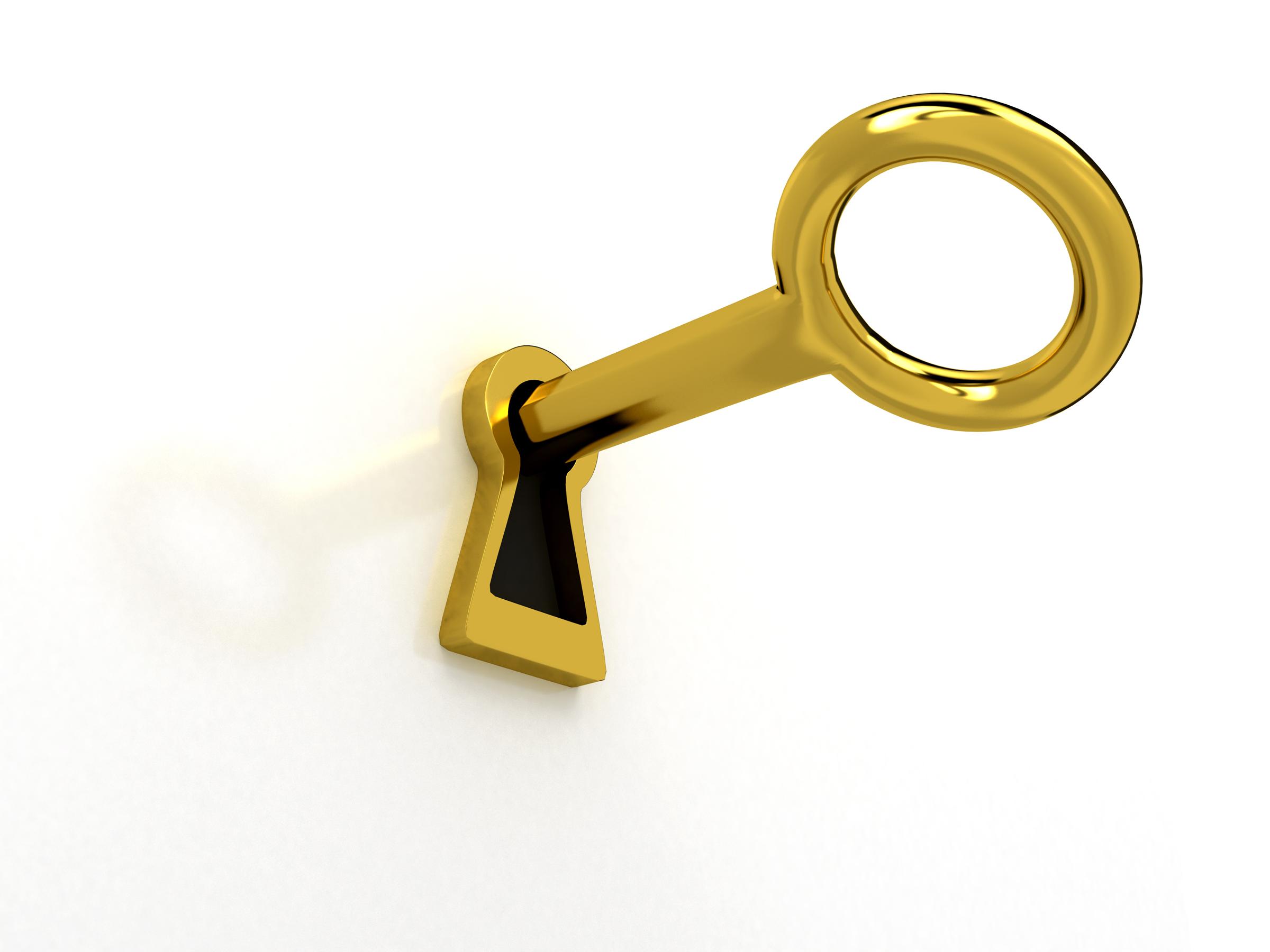 padlock and key clipart - photo #18