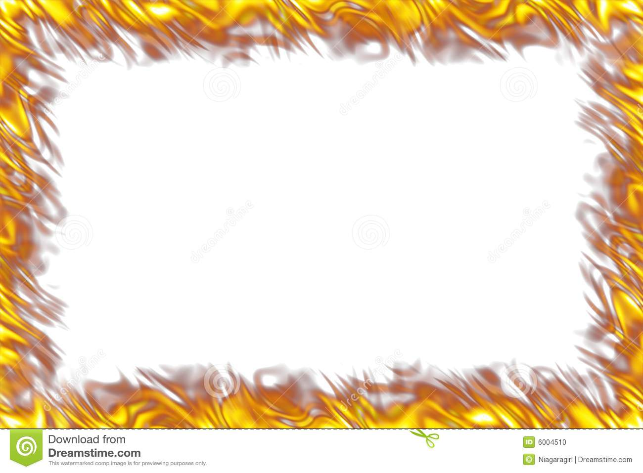 Back   Gallery For   Flame Border Clip Art