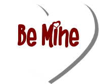 Be Mine Candy Heart Clipart 4 Years Ago In Clipart