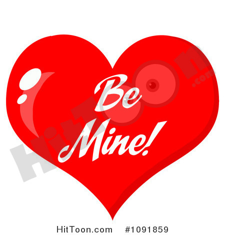 Be Mine Clipart
