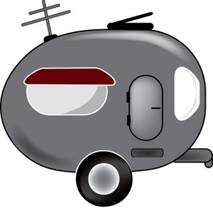 Camper Clip Art Images Camper Stock Photos   Clipart Camper Pictures
