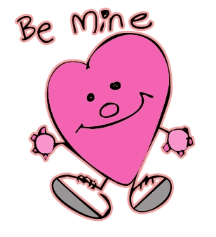 Clip Art Valentine S Day Clip Art Images   Graphics Be Mine
