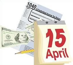 Free Tax Day Clipart