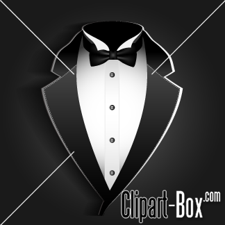 Related Tuxedo Cliparts