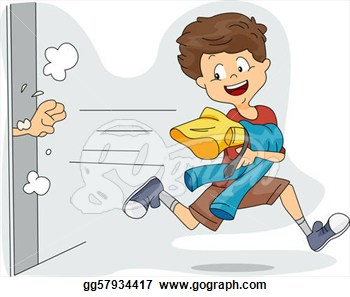 Stock Illustration   Clothes Thief  Clip Art Gg57934417   Gograph