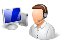 Call Center Agent Icon Qualified Agent  The Calls Are
