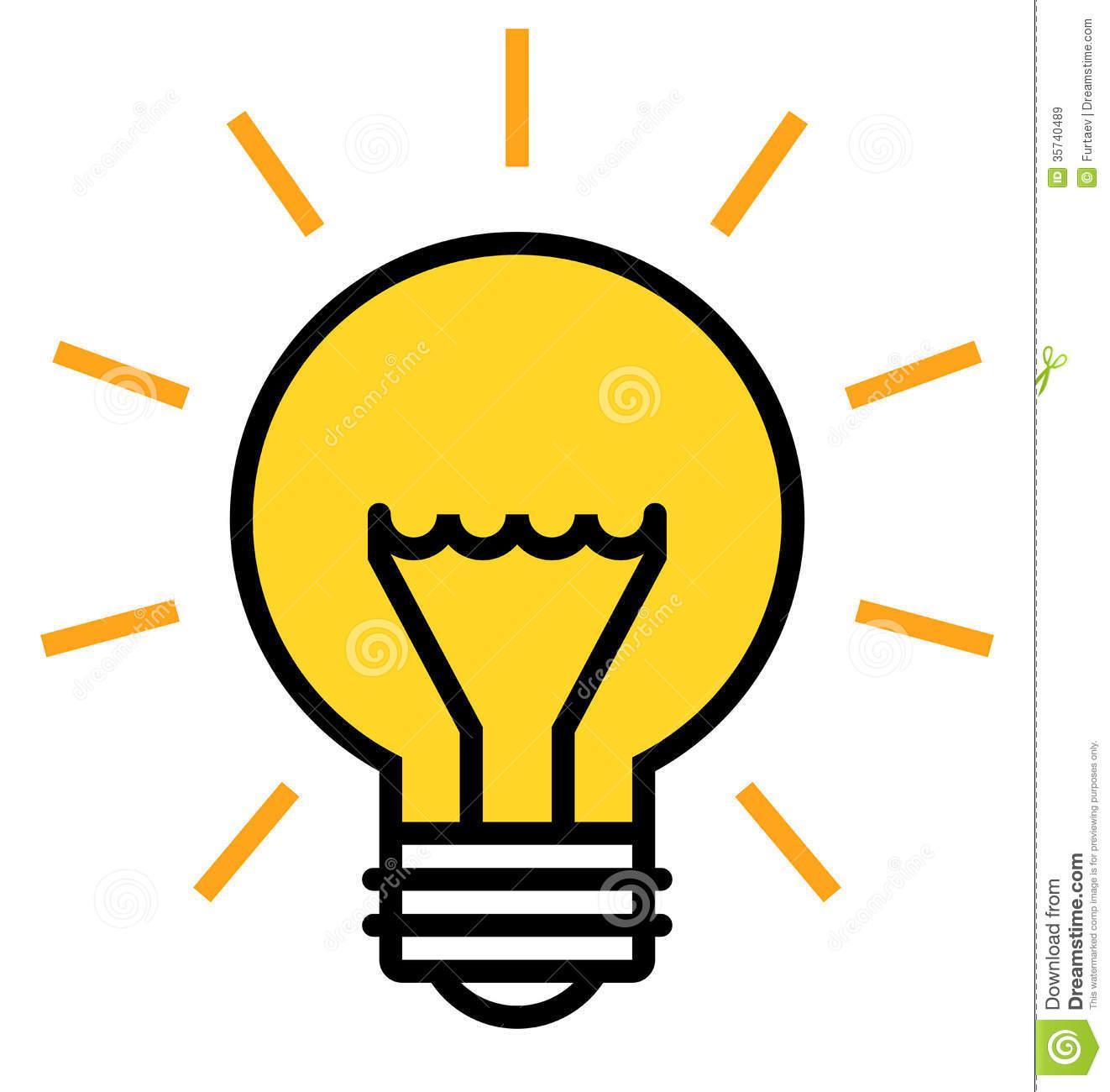 Light bulb clip art gif