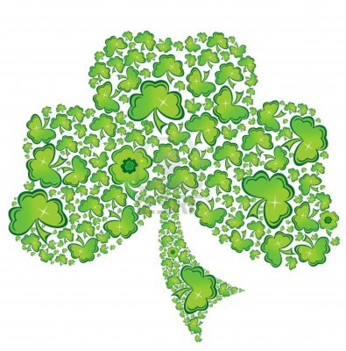Luck Of The Irish Clipart - Clipart Kid