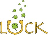 Luck The Irish Graphics And Clipart  The Printable Holiday   27 Found