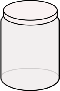 Plain Dream Jar Clip Art At Clker Com   Vector Clip Art Online