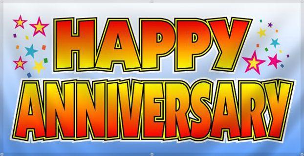 Free Clip Art for Anniversary Celebration