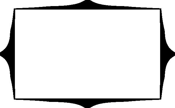 Rectangle Shape Clipart - Clipart Suggest