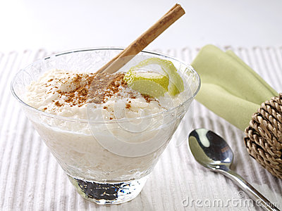 Rice Pudding A