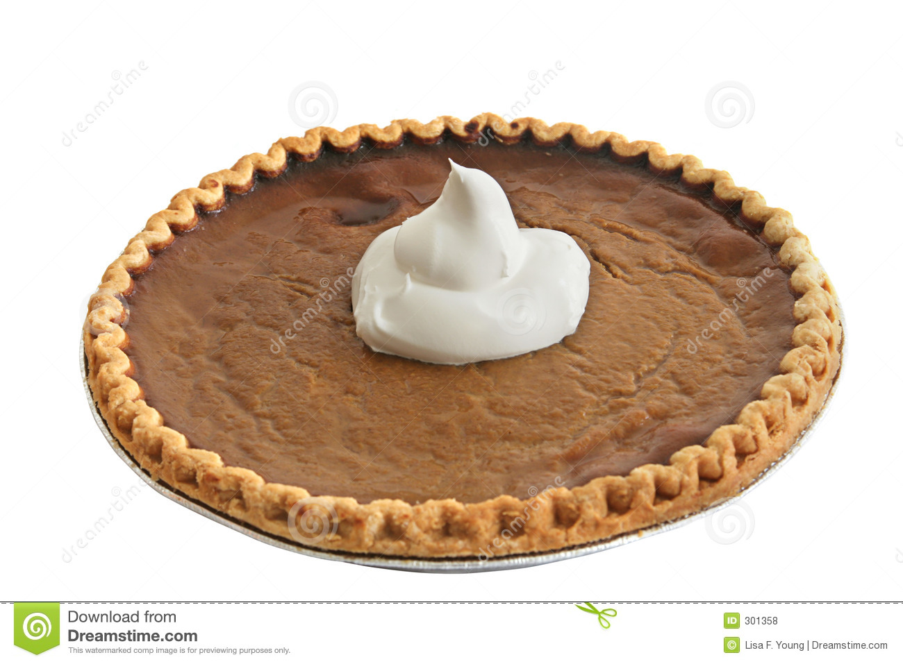 Whole Pie Clipart A Whole Pumpkin Pie With A