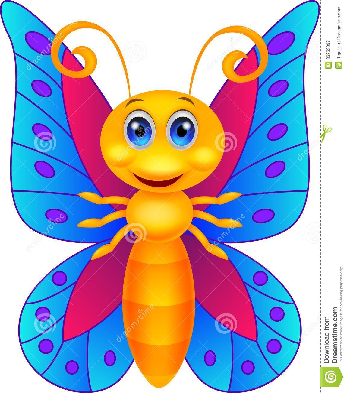 ... Butterfly Pictures Butterfly Clipart Cartoon Butterfly - Clipart Kid