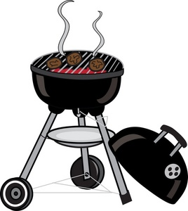 Clip Art Barbecue Clip Art barbecue clipart kid image burgers cooking on a bbq grill 20140621035919