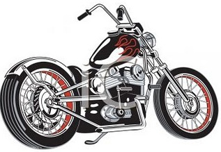 Caliber Clipart Cool Motorcycle Clip Art Clipart Image Jpg