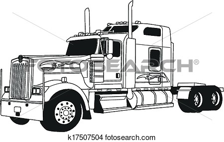 18 Wheeler Black And White Cliparts moreover K4461104 furthermore Diesel Stickers also Index php as well Wheel Steering. on kenworth truck artwork