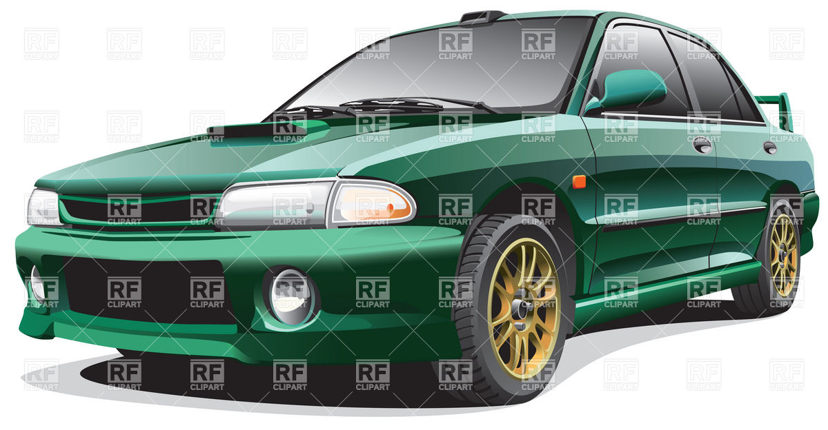 Drag Car With Air Intake Download Royalty Free Vector Clipart  Eps