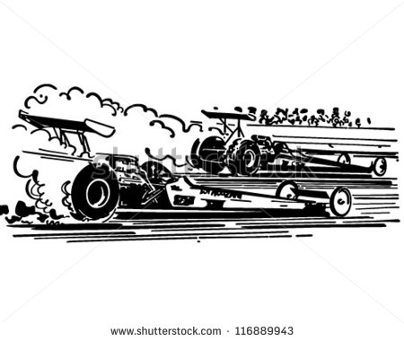 Drag Racing Stock Photos Images   Pictures   Shutterstock