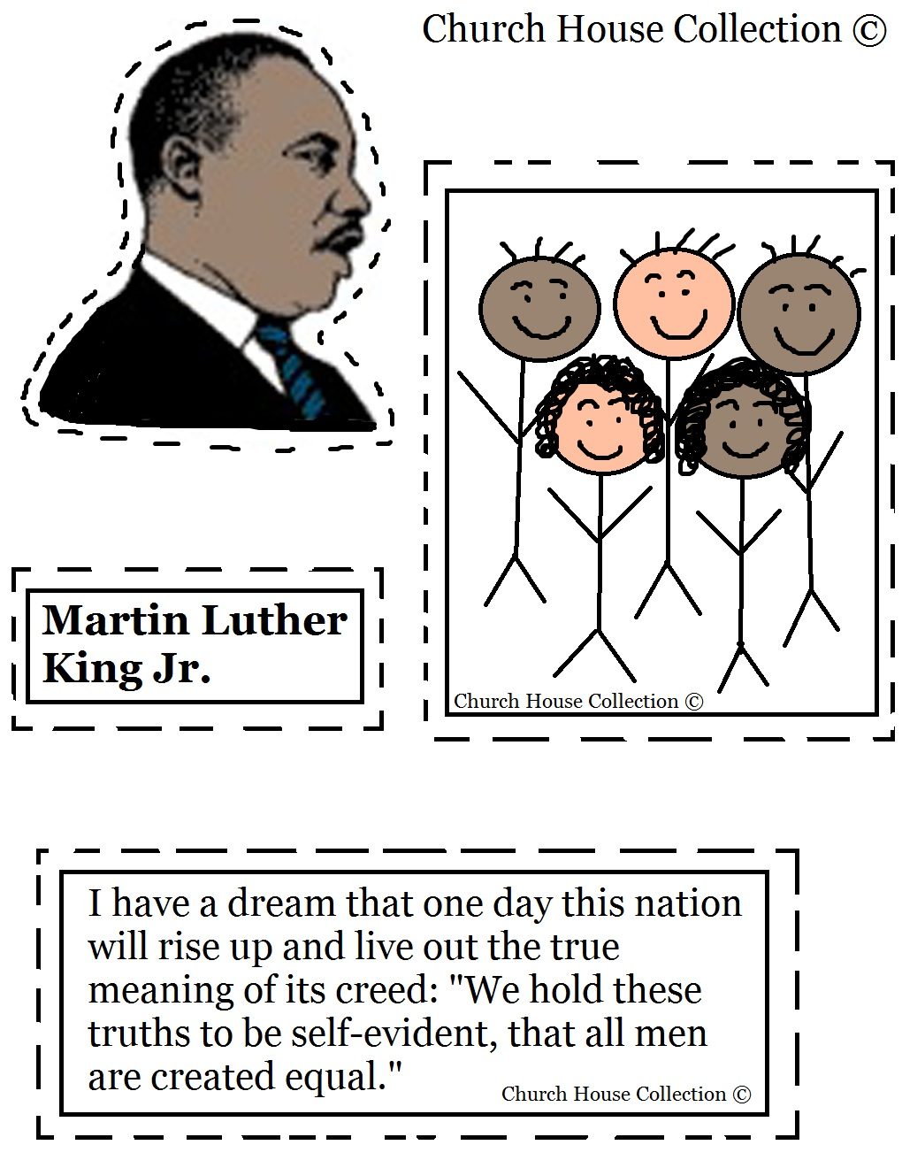 Printables Dr Martin Luther King Worksheets dr martin luther king jr worksheets davezan free printable davezan