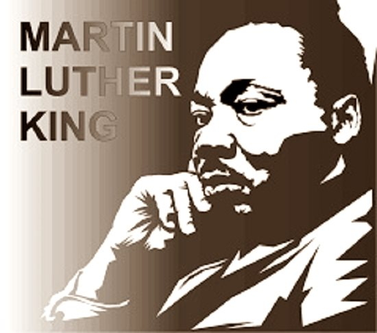 clip art martin luther king jr day - photo #35