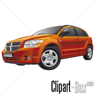 Related Dodge Caliber Cliparts