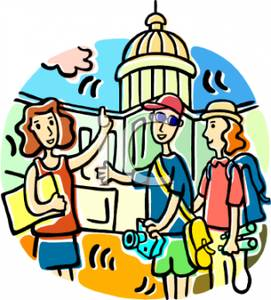 Visitor Clipart