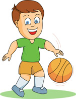 Basketball Clipart And Graphics