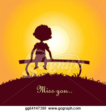Lonely girl walking clipart clipart suggest - Cartoon girl sitting alone ...