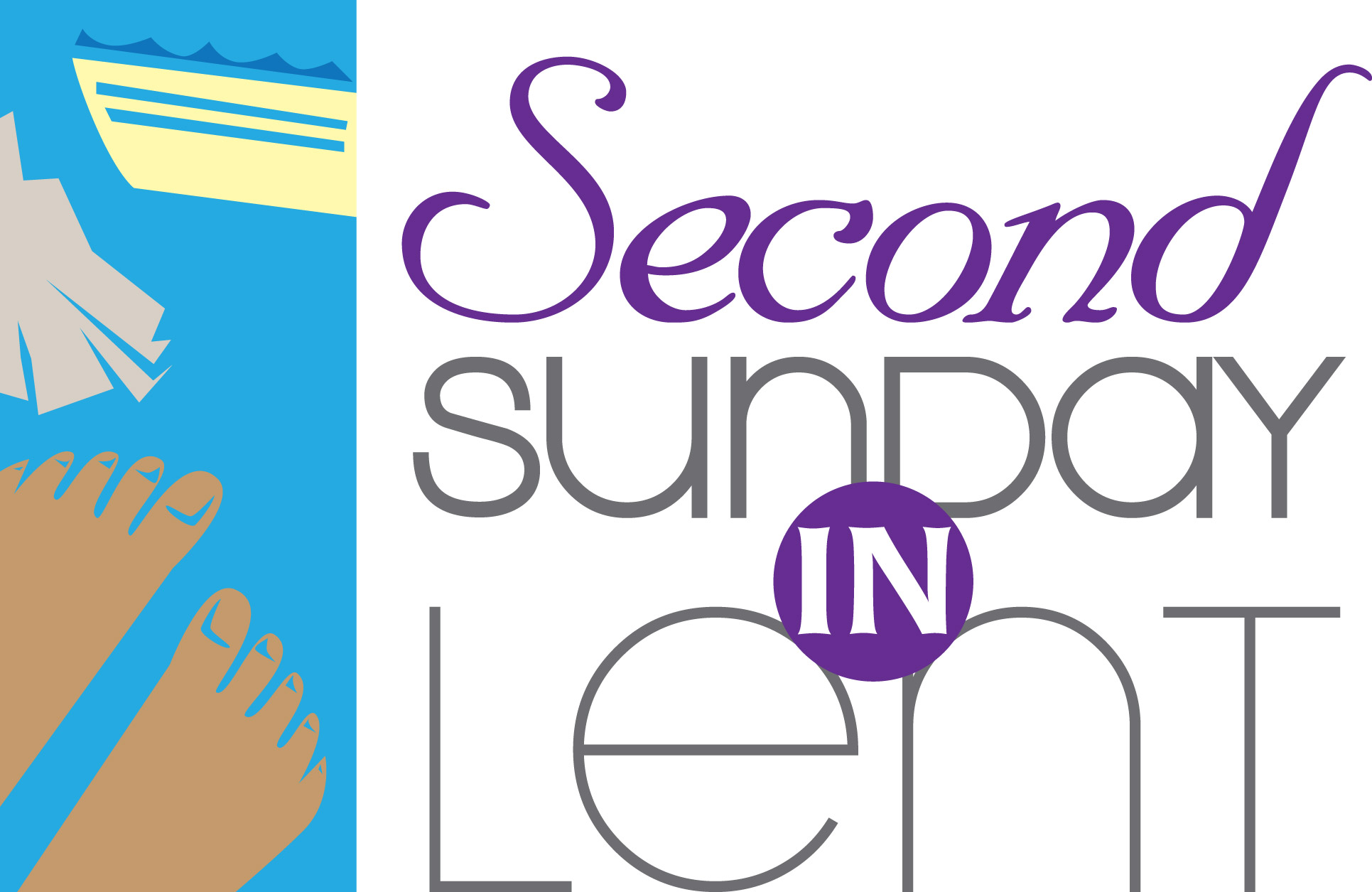 2nd Week Of Lent Clipart - Clipart Kid