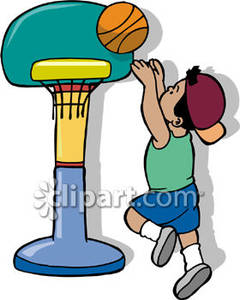 Playing Basketball Clipart - Clipart Suggest