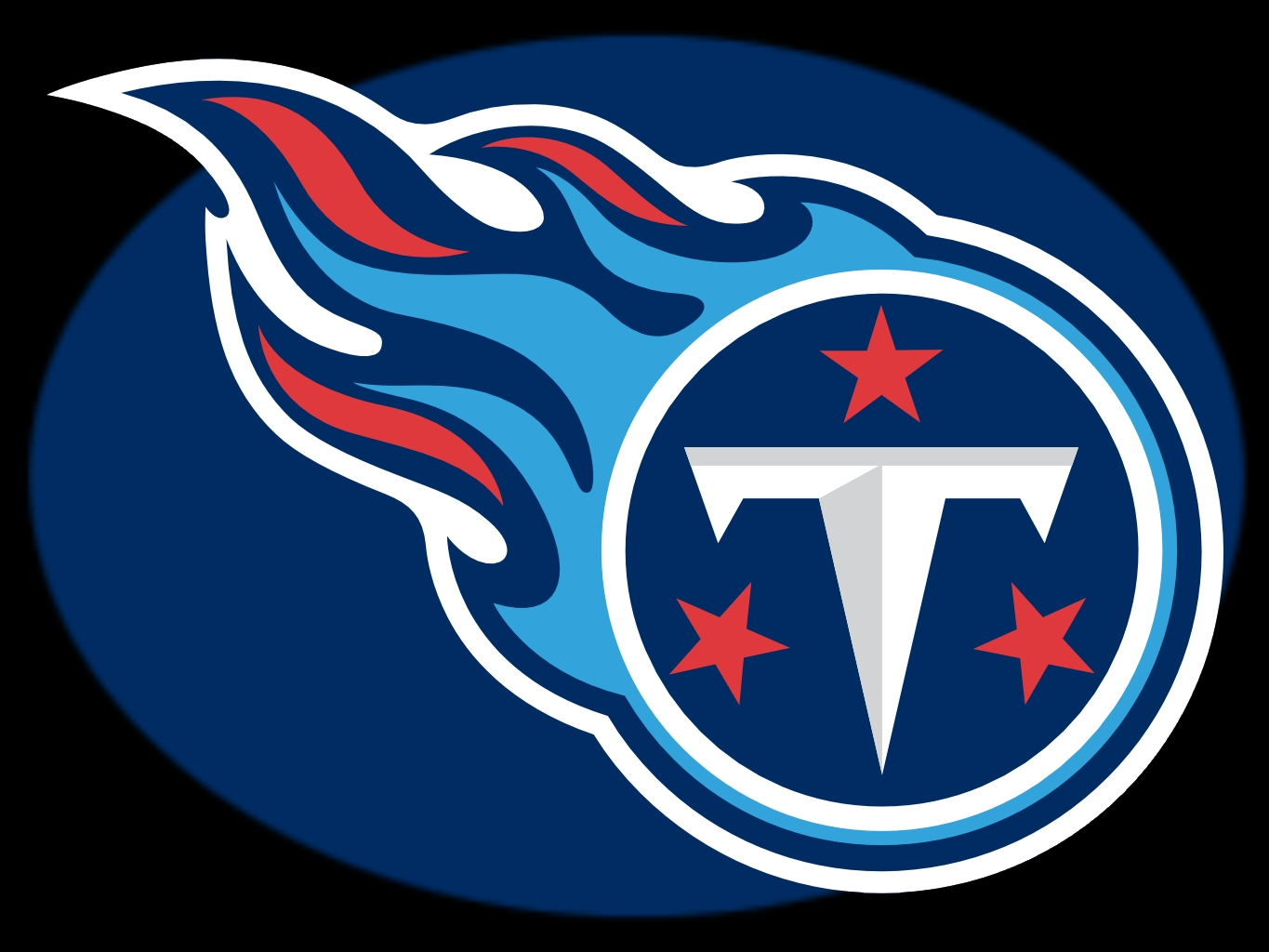 Nfl Tennessee Titans Logo Clipart