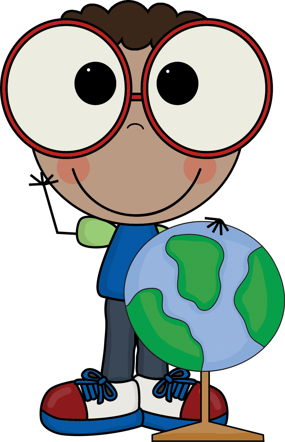 Clip Art Social Studies Clip Art social studies black and white clipart kid smarty pants clip art boy with globe studies