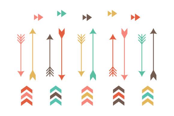 Clip Art Arrow Clip Art Free tribal arrow clipart kid clip art illustrations on creative market