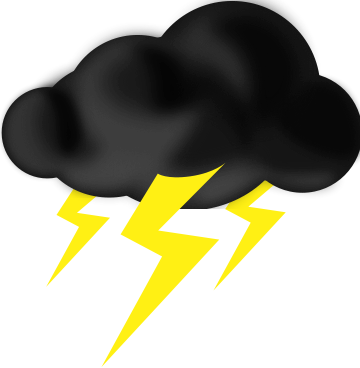 Thunderstorm Clipart Available Formats To Download