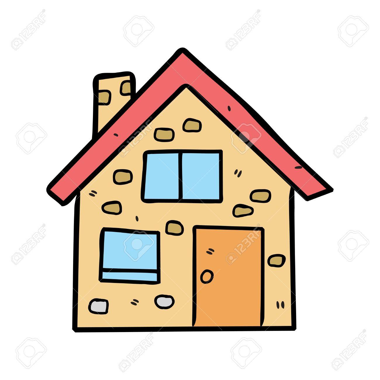 Bungalow Home Clipart - Clipart Kid