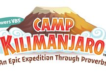 Camp Kilimanjaro Clip Art Images   Answers Vbs For 2015    Camp