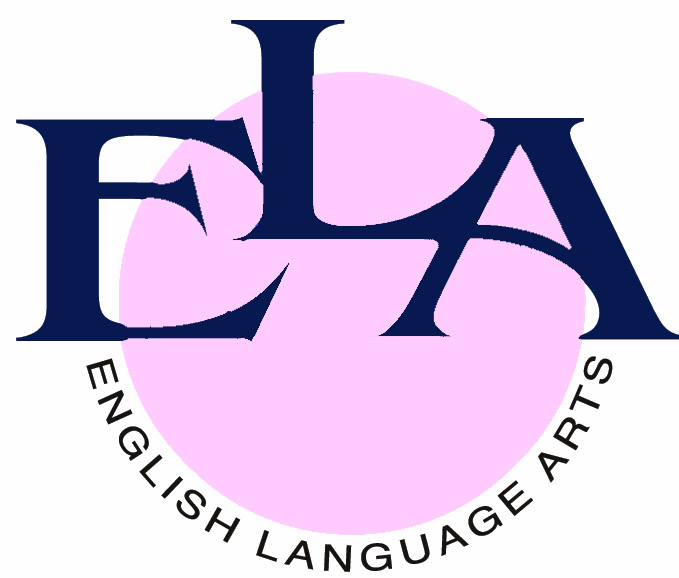 English Language Arts Elalogopink Jpg