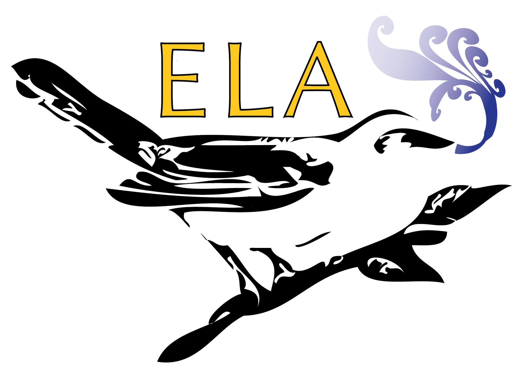 English Language Arts Wordle Ela Logo3 Png