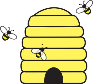 Clip Art Bee Hive Clip Art bee hive border clipart kid interested in seeing what the beehive is offering soon cconnect with