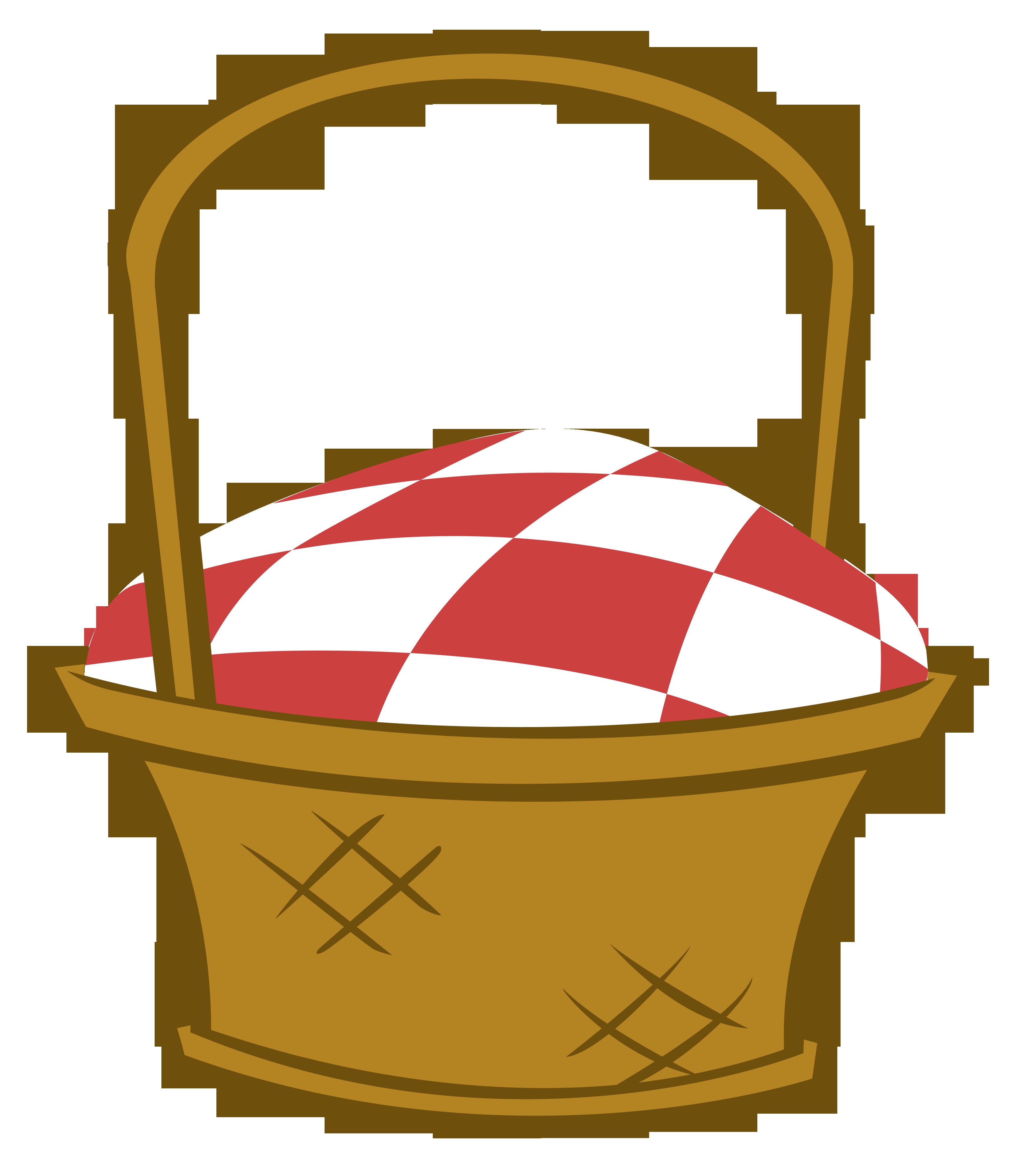 Clip Art Picnic Basket Clipart picnic basket clipart kid black and white panda free clipart