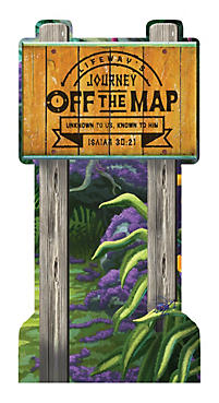 Vbs 2015 Journey Off The Map Signpost